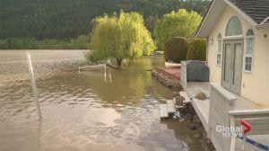 Evacuees allowed home around Central Okanagan