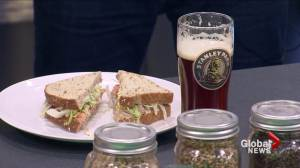 How to pair Thanksgiving leftovers with beer (05:37)