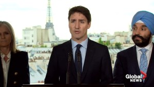 Trudeau blasts U.S. 'backsliding' on abortion restrictions