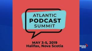 Atlantic Podcast Summit – May 3rd to 5th