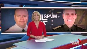 Focus Montreal: Lafrenière reinstated as head of SPVM communications