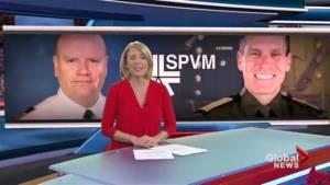 Focus Montreal: Lafrenière reinstated as head of SPVM communications