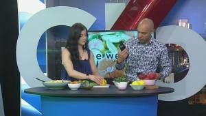 Calgary food blogger presents easy summer salad recipe