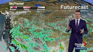 Edmonton Weather Forecast: July 4