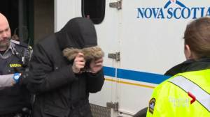 Nova Scotia man charged with human trafficking appears in court