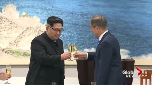 'Farewell to the nightmare': North and South Korean leaders announce beginning of 'warm spring'