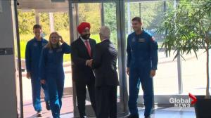 Introducing Canada's newest astronauts, Jenni Sidey and Joshua Kutryk