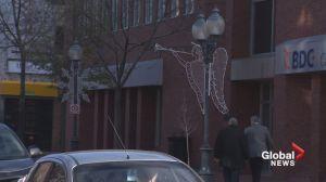 Main Street Moncton begins holiday season make over