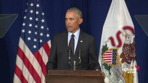 Obama says DOJ shouldn't be used 'as a cudgel' to attack your enemies