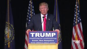 Trump: I'll wind up on Pennsylvania Ave. one way or another