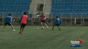 FC Edmonton preparing for CPL's fall season
