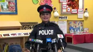 Toronto Police praise actions, bravery of little girl in suspected hate crime attack