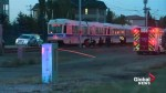Portion of Edmonton LRT line shut down after person struck by train