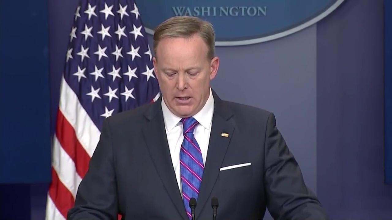 Sean Spicer's 'Joe Trudeau' latest in list of Trump cabinet flubs ...