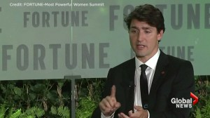 Trudeau calls North Korea situation 'very scary for everyone'