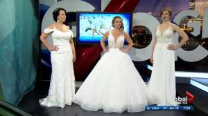 Latest wedding trends showed off at Bridal Fantasy Edmonton