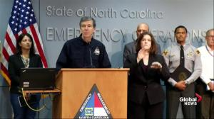 Hurricane Florence: NC governor says surge has 'overwhelmed' New Bern