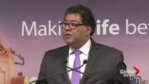 'Tinpot dictator stuff': Naheed Nenshi attacks Doug Ford's plan to shrink Toronto council