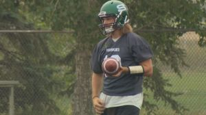 Playoff win goal for Saskatchewan Huskies QB Kyle Siemens