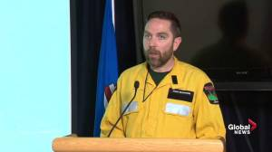 Officials say it will take a 'large number of days' to contain Fort McMurray wildfire