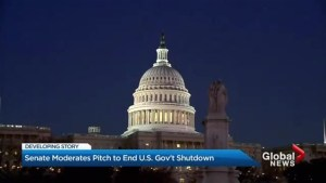 Democrats, Republicans remain at odds as U.S. government shutdown continues