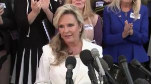 Roy Moore's wife stands by him amid sexual assault allegations