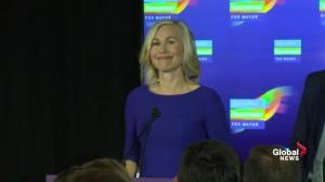Ontario Municipal Election: Jennifer Keesmaat thanks supporters after loss