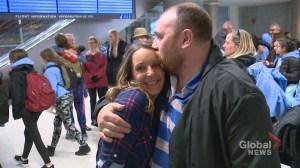 Long-lost siblings reunite in Calgary after 44 years