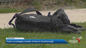 Toronto police investigate fatal stabbing involving teenage male