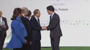 World leaders meet in Paris to develop climate strategy