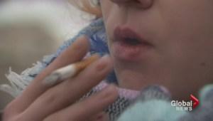 Smartphones and smoking cessation