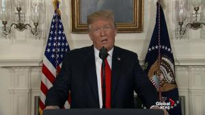 Trump calls for Democrats, GOP to come together on immigration