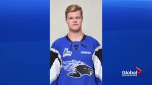 Saint John Sea Dogs rally behind player with cancer