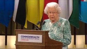 Queen Elizabeth backs her son Charles to take on Commonwealth role