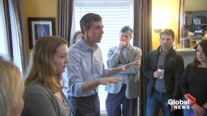 Beto O'Rourke tells supporters the House should start Trump impeachment proceedings