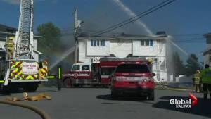 House fire in Eastern Fire