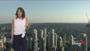 BC Evening Weather Forecast: Sep 4