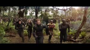 Movie Trailer: Avengers: Infinity War