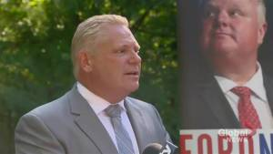 Doug Ford's 'exciting and special announcement?' It's a book