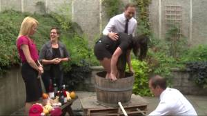 Festival of the Grape Wine Stomp