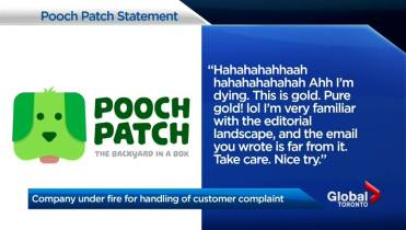 Toronto company apologizes for fat remarks, then consumer