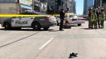 At least 9 people dead after white van strikes pedestrians in Toronto