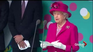 Festivities continue for Queen's 90th birthday
