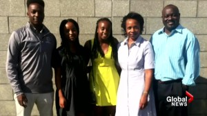 Calgary community comes together for family of Ethiopian plane crash