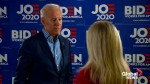 Joe Biden says Attorney General William Barr should resign