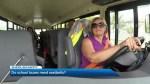 Do school buses need seatbelts?
