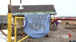 Occupation of Alton Gas site continues on World Water Day