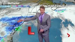 Spring? What spring? 4th Nor'easter in 3 weeks hits east