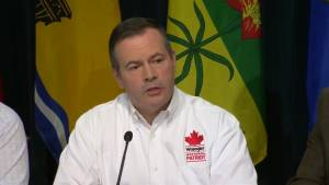 'None of us… appreciate the message it's Ottawa's way or the highway': Jason Kenney