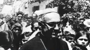 Oscar Romero canonized as saint decades after his murder